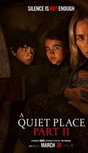 Тихое место 2 A Quiet Place Part II