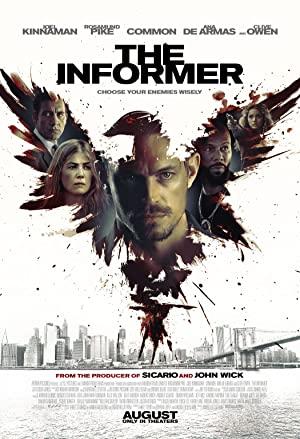 Три секунды  (The Informer)
