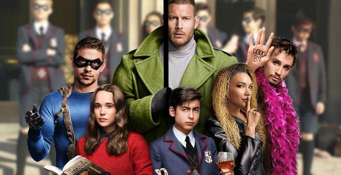 Сериальные премьеры лета 2020 года. Часть 1. Netflix.