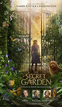 Таинственный сад
