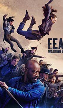 Бойтесь ходячих мертвецов (Fear the Walking Dead)