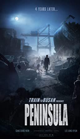Поезд в Пусан 2: Полуостров (Peninsula)