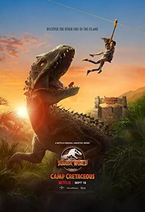 Мир Юрского периода: Лагерь Мелового периода (Jurassic World: Camp Cretaceous)