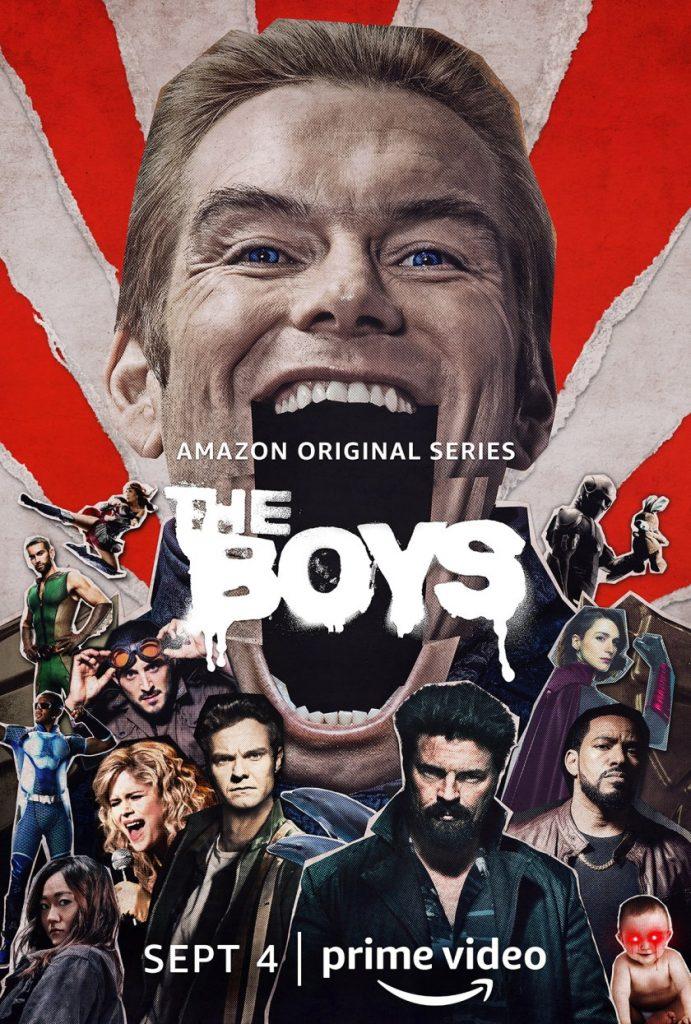 Все самые интересные сериалы сентября 2020 года.