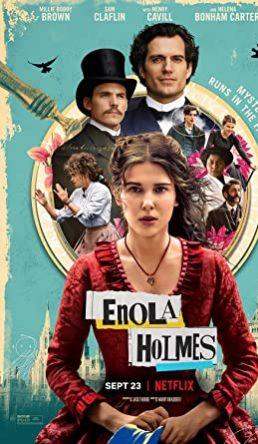 Энола Холмс (Enola Holmes)