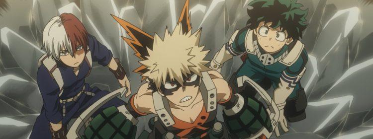 Пятый сезон аниме «Моя геройская академия» стартует весной 2021 года