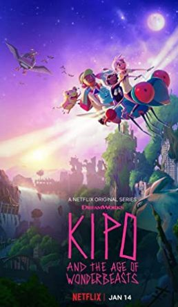 Кипо и эра чудесных зверей (Kipo and the Age of Wonderbeasts)