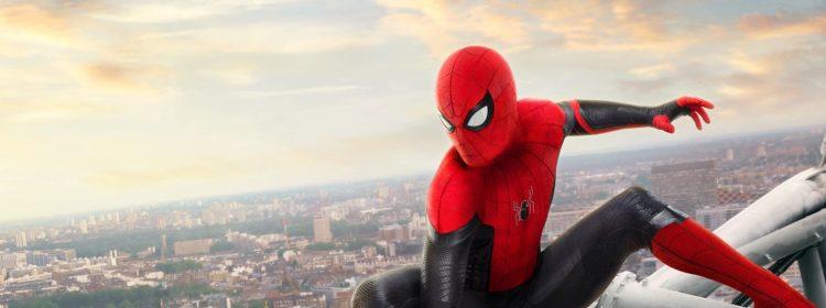 Первое фото со съёмок «Человека-паука 3»: Том Холланд уже предохраняется