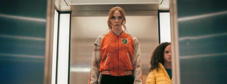 Очень опасные Карен Гиллан и Лена Хиди на первых кадрах из женского экшена «Пороховой коктейль»
