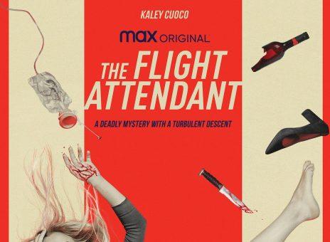 Бортпроводница (The Flight Attendant)