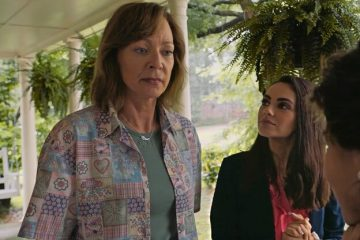 Мила Кунис и Эллисон Дженни в трейлере ульотной криминальной комедии «Дать дуба в округе Юба»