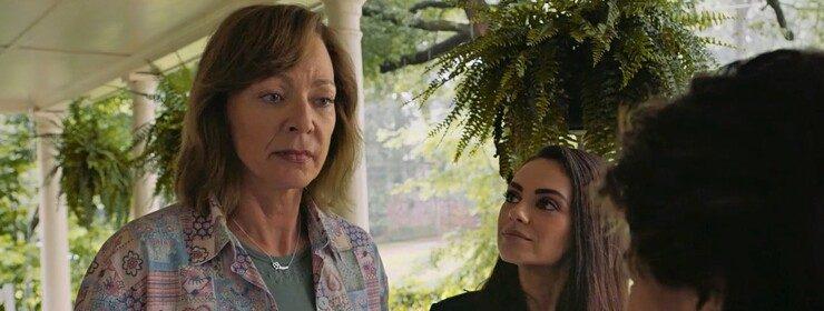 Мила Кунис и Эллисон Дженни в трейлере улётной криминальной комедии «Дать дуба в округе Юба»