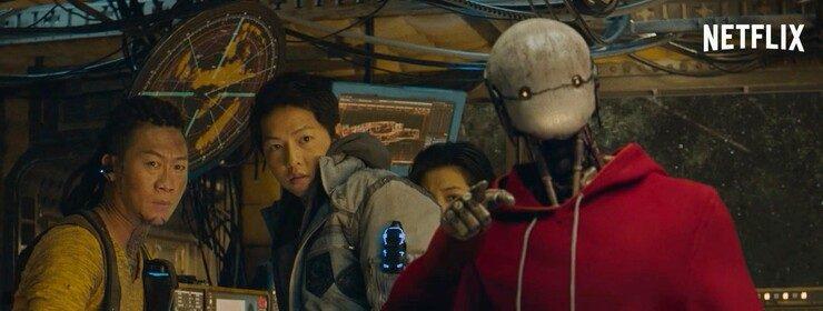 Неудачники спасают вселенную в трейлере эпической фантастики «Космические чистильщики»