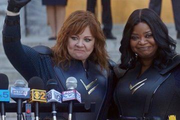 Супергероини Мелисса Маккарти и Октавия Спенсер спасают город от злодея в трейлере экшен-комедии «Громовая сила»
